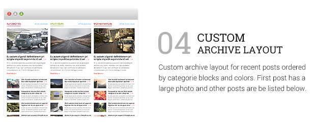 Gadgetine - Responsive News and Magazine HTML