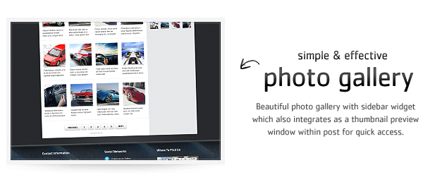 Radial Photo Gallery  Download Radial – Premium Automotive & Tech WordPress Theme nulled description radial photo gallery