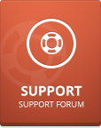 Visit our support forums